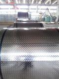 Placa de bitola de alumínio 1050 H14