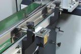 Preço baixo do rolo de papel higiénico pequena máquina de corte de serra de fita de papel