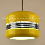 Originalität, die Kaffeestube moderne AluminiumMacaron Form-hängende Lampe verziert