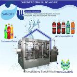 큰 수용량 탄산 음료 애완 동물 병 등압 충전물 기계