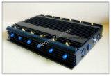 高い発電無線3G 4Gの電話WiFi GSM CDMAの爆弾のシグナルのブロッカー/妨害機、携帯電話のシグナルのアイソレーター