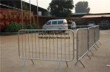 Temporal portátil plegable el concierto de la barrera de control de multitudes o tráfico de la barrera de carretera