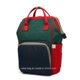 Amazon Top Vendedor enorme capacidade Mamãe fralda mochila Backpack Maternidade fralda mochila Backpack Bag