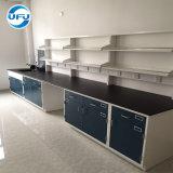 Reagent Shelfの工場Supply Chemistry Laboratory Side Work Station