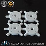 La calidad de suministro de fábrica la resistencia al desgaste del disco de cerámica de alúmina