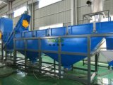 Plastiktaschen des Abfallbeutel PET pp., die Zeile Maschine aufbereitend sich waschen