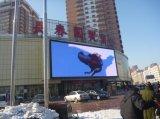 P8 Aan de muur bevestigde Openlucht Commerciële Volledige LEIDEN van de Kleur Aanplakbord