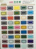 Laser e doppio strato di colori di CNC