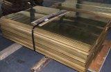 Strato d'ottone C36000 per uso di industria