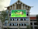 Draadloze LEIDENE van de Kleur van de Controle P10mm Volledige Openlucht VideoVertoning voor de Reclame van het Scherm (4*3m, 6*4m, 10*6m raad)