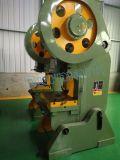 J23-63tons Cs-mechanische Blech-Stahlloch-Presse-lochende Maschine