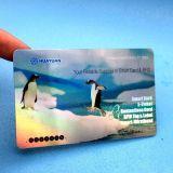 Fördernde Loyalität NFC Ntag213 Geschäfts-Mitgliedskarte für Loyalitätsystem