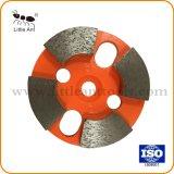 Les plaques de broyage d'outils diamantés pour le traitement de béton, béton de broyage et de la pierre