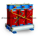 transformateur sec de résine de moulage de 11kv 22kv 33kv 415V 400kVA