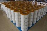 Cartuccia di filtro antistatica dal poliestere