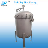 5T/H 100 T/H SS Bolsa304/316 la caja del filtro de agua potable y agua RO