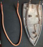 201/304 de acero inoxidable para plancha eléctrica Elemento de calefacción del tubo de calefacción