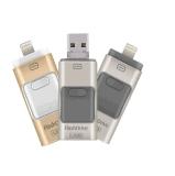 1개의 USB 섬광 드라이브에 대하여 iPhone OTG 2.0 3을%s HD Memery
