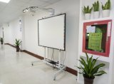 89 '' Whiteboard interactivo diagonal