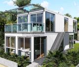 Neazealand 표준 호화스러운 모듈 Prefabricated 콘테이너 집