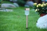 Mini indicatori luminosi azionati dal vento Qualità-Rassicuranti del giardino di disegno moderno
