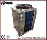 Edelstahl-Schrank kastenähnlich das Spitzenluft-Anschluss-geschlossener Kompressor-kondensierende Gerät (Gebrauch-hermetischer Rollekompressor)