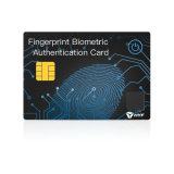 지문 카드 생물 카드 스마트 카드