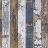 Papier de Melmine Impreganated en tant que matériaux neufs du plancher stratifié