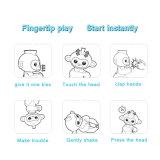 Jouet interactif de petit singe électronique de bébé d'animal familier pour des gosses d'enfants