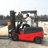 Forklift elétrico brandnew do balanço contrário da roda do recipiente 1.5t 2t 2.5t 3t 3.5t 5t 4 de China