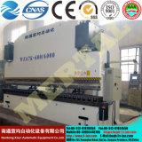 De hydraulische Buigende Machine CNC van de Plaat van het Bladstaal van het Metaal