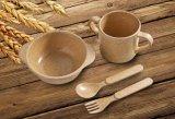(BC-CS1068) Bambusfaser-Tafelgeschirr-Essgeschirr stellte für Kinder ein