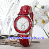 Wristwatches кожи вахты нестандартной конструкции классицистические (WY-023B)