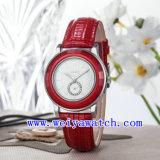 Concevoir les montres-bracelet classiques en cuir de montre (WY-023B)