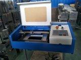 Stich-Ausschnitt-Maschine Laser-40W mit Cer