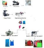 Automatischer nicht gesponnener Kasten-Beutel, der Maschine (Zxl-C700, herstellt)