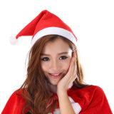 Chapeau chaud de Noël de vente, chapeau de Santa, chapeau de Noël pour le cadeau