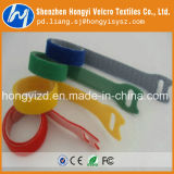 Venda por grosso durável de nylon com gancho e tiras de Velcro de Fixação do Fio