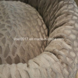 Piccola base di sofà calda all'ingrosso del gatto dell'ammortizzatore della peluche della base del cane