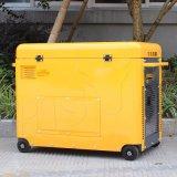 Prix diesel silencieux fiable commode du générateur 5kVA de bison (Chine) BS6500dsea