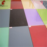 5mm pintado de rojo cristal / vidrio para hornear (negro, rosa, verde, amarillo, azul).