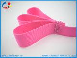Courroie d'épaule personnalisée de sangle de la couleur pp longue pour la décoration de sac ou de vêtements