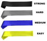 A melhor faixa de venda do látex do estiramento do exercício da ginástica de 4 níveis