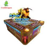 Máquina de juego del juego del cazador de los pescados de vector de juego de la pesca de la arcada para la venta