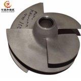 El metal de fundición de acero inoxidable impulsor para piezas de maquinaria