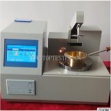 La norme ASTM D92 Huile de transformateur Open Cup Testeur de point éclair (TPO-3000)