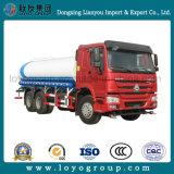 Camion d'eau Sinotruk HOWO 6 * 4 avec 12000L de capacité