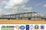 Vorfabrizierte modulare Stahlkonstruktion-Werkstatt