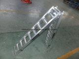 Алюминиевый складывая пандус нагрузки мотоцикла (HS-MR2)