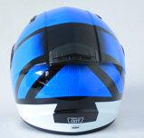 De hete Verkopende Volledige Helmen van het Gezicht met de Certificatie van de PUNT